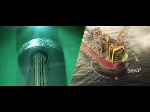 Embedded thumbnail for Prelude FLNG Animation