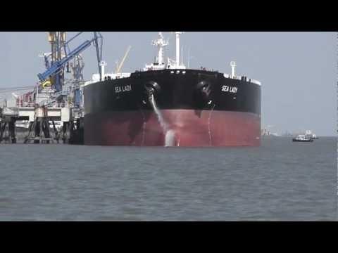 Embedded thumbnail for Tanker SEA LADY in Wilhelmshaven