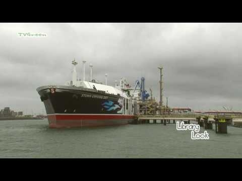 Embedded thumbnail for LNG Tanker - Crystal Sky