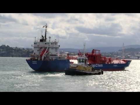 Embedded thumbnail for LPG Tanker SAARGAS arrives in A Coruña