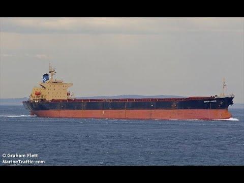 Embedded thumbnail for MT YANGTZE STAR IS BEACHED IN GADANI by Gadani Ship Breaking