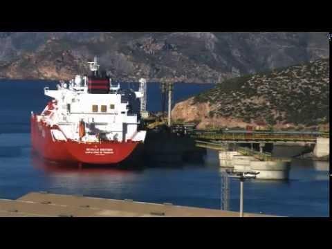 Embedded thumbnail for Planta de Regasificación de Cartagena