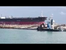 Embedded thumbnail for Petroleiro Tokyo Spirit - Marina de Cascais