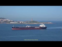 Embedded thumbnail for FRATERNITY Arrives at the Port of La Coruna (ES) from the Port of Bilbao - 24.05.17