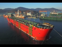 Embedded thumbnail for The Largest Ship in The World - Prelude FLNG