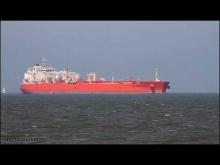 Embedded thumbnail for EAGLE BINTULU | Elbe Höhe Otterndorf by  DiFoo SHIP-VIDEO