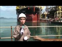 Embedded thumbnail for Pré-Sal recebe navio plataforma Cidade de Itaguaí