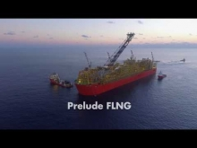 Embedded thumbnail for Mooring the largest floating facility ever built | Shell's Prelude
