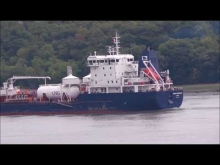 Embedded thumbnail for Damia Desgagnes Downbound on the St-Lawrence River in front of Ste-Foy, Quebec, Canada