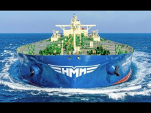Embedded thumbnail for Top 10 Large Modern Tanker Ships by  Beautiful planet