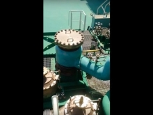 Embedded thumbnail for LNG TANKER DECK TOUR Part 1
