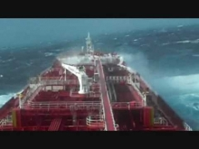 Embedded thumbnail for Stena Consul rough weather by rodriks