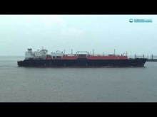 Embedded thumbnail for METHANE KARI ELIN LNG TANKER SHIP FOR MERCHANT NAVY