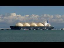 Embedded thumbnail for LNG Tanker NORTHWEST SANDERLING Yokkaichi