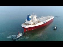 Embedded thumbnail for TI Europe Drydocking at Yiu Lian Dock Yards September 2017
