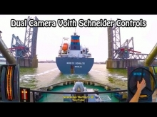 Embedded thumbnail for Tugboat Dual Camera #4 - Voith Schneider Controls