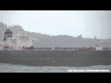 Embedded thumbnail for Crude Oil Tanker GENMAR PHOENIX inbound A Coruña
