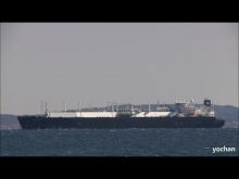 Embedded thumbnail for LNG Tanker: GOLAR ARCTIC (Owner: Golar LNG Limited, IMO: 9253105) Underway