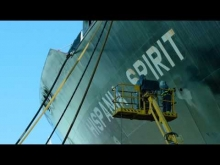 Embedded thumbnail for Up Close and Personal: Hispania Spirit Dry-docking | Teekay
