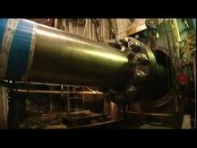"""Embedded thumbnail for NAVANTIA Reparaciones Fene-Ferrol: Renewal reduction gear system LNG """"Abuja"""""""