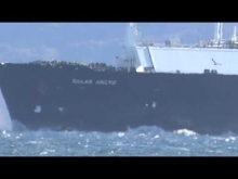Embedded thumbnail for GOLAR ARCTIC / LNG Tanker