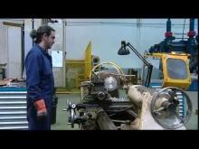 "Embedded thumbnail for NAVANTIA Reparaciones Fene-Ferrol: Renovación reductor LNG ""Abuja"""
