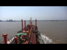 "Embedded thumbnail for LPG:C ""GAS CRYSTAL"" DEMOLITION ALANG INDIA VESSEL BEACHING"