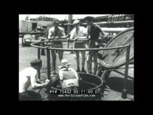 "Embedded thumbnail for SHELL OIL COMPANY OIL TANKER DOCUMENTARY ""PROUD SHIPS"" 75402"