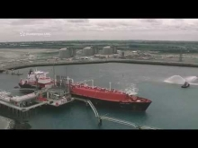 Embedded thumbnail for Madrid Spirit at Dunkerque LNG Terminal