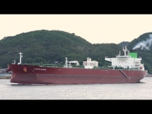Embedded thumbnail for PACIFIC NAFSIKA - SINOKOR MERCHANT MARINE crude oil tanker