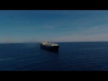 Embedded thumbnail for LNG vessels Gaslog Seattle and Gaslog Chelsie meeting