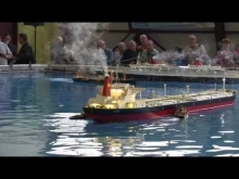Embedded thumbnail for Lucina supertanker RC model - Salon de La Seyne 2013